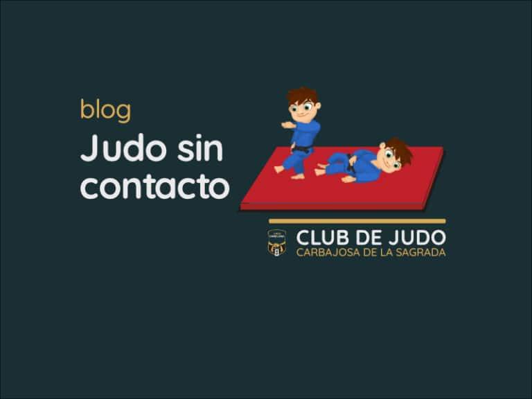 Judo sin contacto